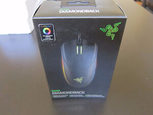 Razer Diamondback - Chroma Ambidextrous Gaming Mouse *Brand New*