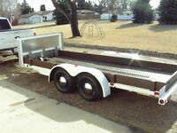 Motorcycle/Quad/Utility Trailer