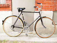 SPECIAL VINTAGE MEN'S TOURING BICYCLE