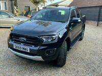 2019 Ford Ranger 2.0 EcoBlue Wildtrak Double Cab Pickup Auto 4WD (s/s) 4dr Picku