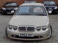 2004 ROVER 75 Cdti Club Se 2 Auto