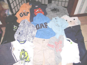 Lot of 5-6 year Boy Clothes in very good condition