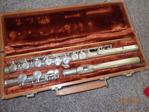 flute with extras