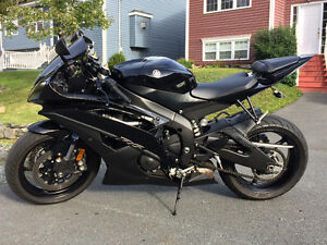 2012 Yamaha R6 mint condition