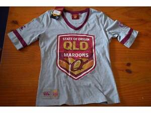 State of Origin QLD Maroons Authentic Shirt Kangaroo Point Brisbane South East Preview