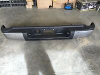 Rear bumper for 07-10 chev/gmc