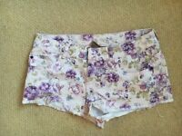Floral Shorts (12)