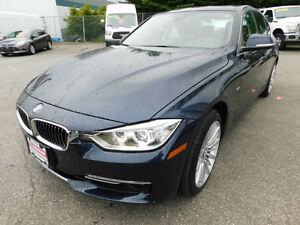 2013 BMW 3-Series 328i xDrive Sedan w/ Luxury pack