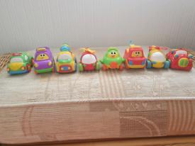 Little Tykes cars