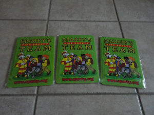 Brand new fire safety mini puzzles  3 available  $10 each London Ontario image 2