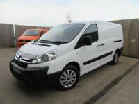 CITROEN DISPATCH ENTERPRISE VAN 2015 LWB L2 H1 2.0 HDI F/S/H 125 BHP VGC