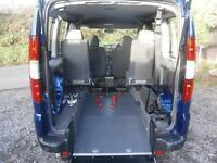 2011 Fiat Doblo 1.4 8V Dynamic 5dr WHEELCHAIR ACCESSIBLE VEHICLE 5 door Wheel...