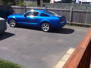 2007 Ford Mustang Base 2 door coupe Coupe (2 door)