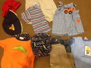 Boys Size 12 months summer clothing