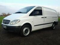 2005 MERCEDES-BENZ VITO 2.1TD 109CDI ~ SWB ~ NO VAT ~ AIR CON ~ FINANCE ARRANGED