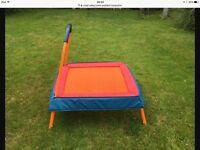 Chad Valley junior trampoline