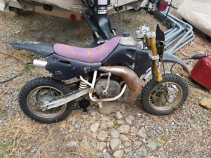 Kids dirt bike.