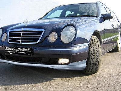 Mercedes W210 Frontspoiler Spoiler Frontspoilerlippe AMG-Look (08.99-02)