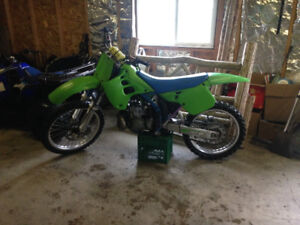 Kx 250 for sale 900$ firm