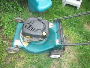 AUTO MOTRICE lawnmower SELF PROPELLED tondeuse