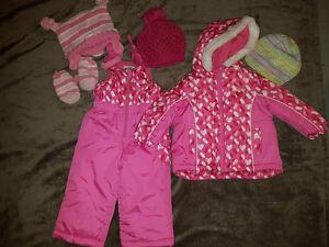 Size 18 months snowsuit