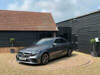 2019 Mercedes-Benz C Class 2.0 C300d AMG Line (Premium Plus) G-Tronic+ (s/s) 4dr