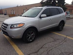 2007 Hyundai Santa Fe,AWD,7 Seater,GPS,Bluetooth,Sunroof