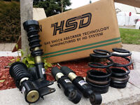 coilover hsd civic 2006 a 2011