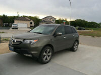 Drive in luxury without the luxury price  - Acura MDX SUV