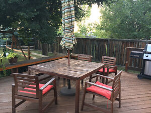 Patio dining set for sale