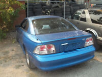 1995 Ford Mustang (PARTS ONLY)
