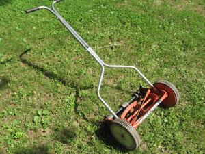 Great States Reel lawnmower