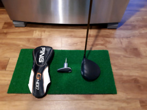 Ping G400 SFT 10 Degree Stiff Flex Left Handed Driver. Excellent