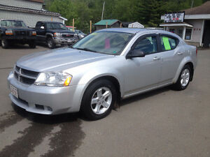 2008 DODGE AVENGER, CALL 832-9000 OR 639-5000