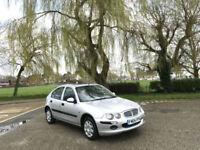 2004 Rover 25 1.4 Impression 3 5 Door Hatchback Silver