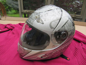 Casque de moto ou Scooter