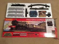 Hornby R1184 Western Express Digital Train Set with TTS sound & eLink NEW cost £257