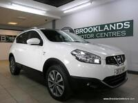 Nissan Qashqai N-TEC 1.5 DCI [6X SERVICES, SAT NAV, PANORAMIC ROOF and REVERSE C