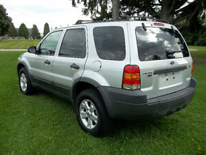 2007 Ford Escape XLT Kitchener / Waterloo Kitchener Area image 4