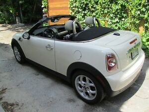 2012 Mini Cooper roadster cabriolet