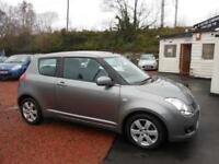 2009 59 SUZUKI SWIFT 1.5 GLX 3D 100 BHP