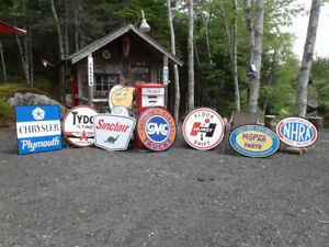 CLASSIC GASOLINE COLLECTIBLES