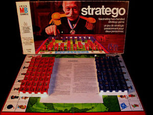 LOOKING TO BUY!! a complete original stratego board game