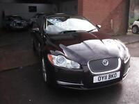 Jaguar XF 3.0TD V6 auto 2011MY Luxury 147,670 Miles