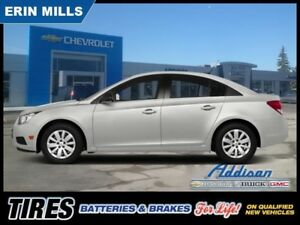 2014 Chevrolet Cruze 1LT  Technology  Connectivity Package My Li