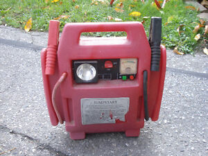 battery booster / tire inflator