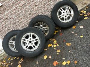 Jeep grand cherokee rims West Island Greater Montréal image 1