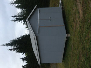 Shed 12x16