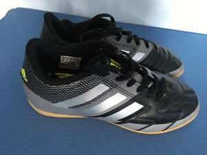 Indoor addidas soccer shoes