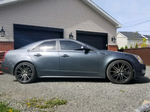 "2010 cadillac cts4 ""performance"""